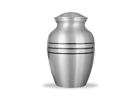 Classic Urn- Pewter Image